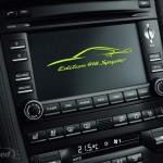 2011 Porsche 911 Turbo Edition 918 Interior