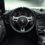 2011 Porsche 911 Turbo Edition 918 spyder Interior Steering wheel