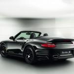 2011 Porsche 911 Turbo Edition 918 spyder Black