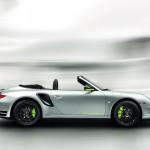 2011 Porsche 911 Turbo Edition 918 spyder Side view