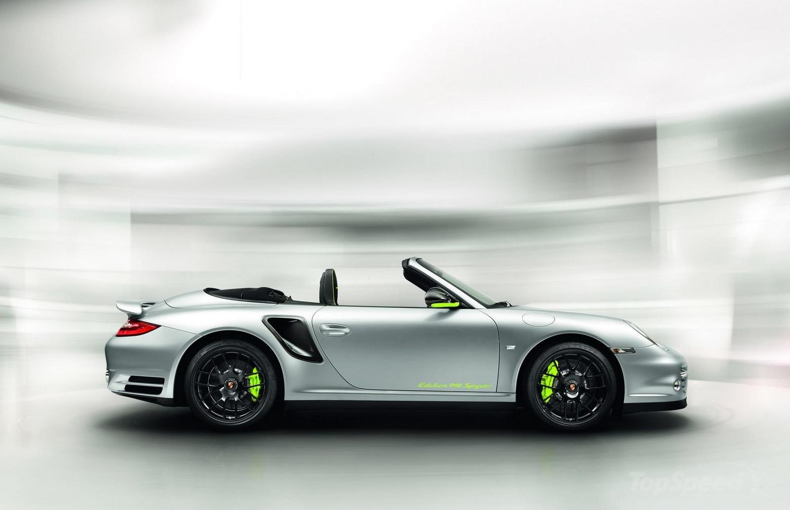 2011 porsche 911 turbo s edition 918 spyder. Black Bedroom Furniture Sets. Home Design Ideas