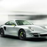 2011 Porsche 911 Turbo Edition 918 spyder Coupe
