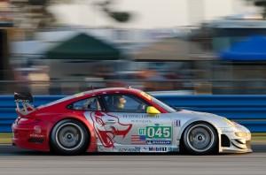 2011 Sebring 12 hours race Porsche