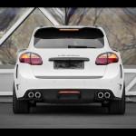 2011 TopCar Porsche Cayenne Vantage GTR-2 Rear 1280x960