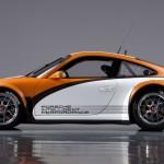2011 Porsche 911 GT3 R Hybrid 2.0 Side view