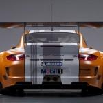 2011 Porsche 911 GT3 R Hybrid 2.0 Rear view