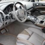 2011 Porsche Cayenne FAB Design Interior