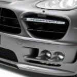 2011 Porsche Cayenne Guardian by Hamann Front bumper