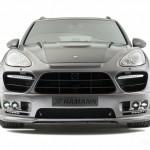 2011 Porsche Cayenne Guardian by Hamann Front view