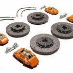 2011 Porsche Cayenne Guardian by Hamann Brake discs