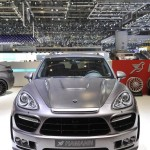 2011 Porsche Cayenne Guardian by Hamann Geneva Motor Show Front view