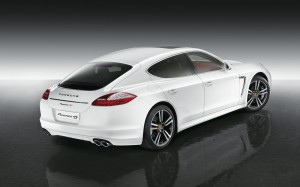 2011 Porsche Panamera 4S Exclusive Middle east edition