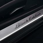 2011 Porsche 911 Black edition Sign
