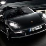 2012 Porsche Boxster S Black Edition Front view