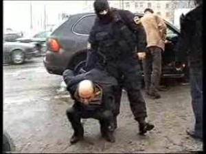 Bank robbers Porsche Cayenne