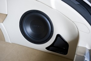 Octavio Dotel's 2010 PorschePanamera Turbo Interior Audio