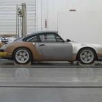 Porsche 911 Singer Design production Side view