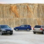 Porsche Cayenne 2008 1600x1200 wallpaper 3 Porsches