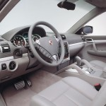 Porsche Cayenne 2008 1600x1200 wallpaper Interior