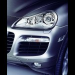 Porsche Cayenne 2008 1600x1200 wallpaper Head light