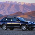 Porsche Cayenne S 2004 1600x1200 wallpaper Side view