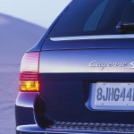 Porsche Cayenne S 2004 1600x1200 wallpaper Rear corner view