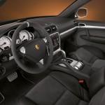 Umber Metallic Porsche Cayenne S Transsyberia 2010 1600x1200 wallpaper Interior