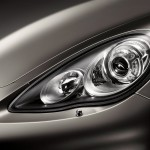 Porsche Panamera 2010 1600x1200 wallpaper Front headlight