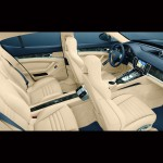 Porsche Panamera 2010 1600x1200 wallpaper Interior