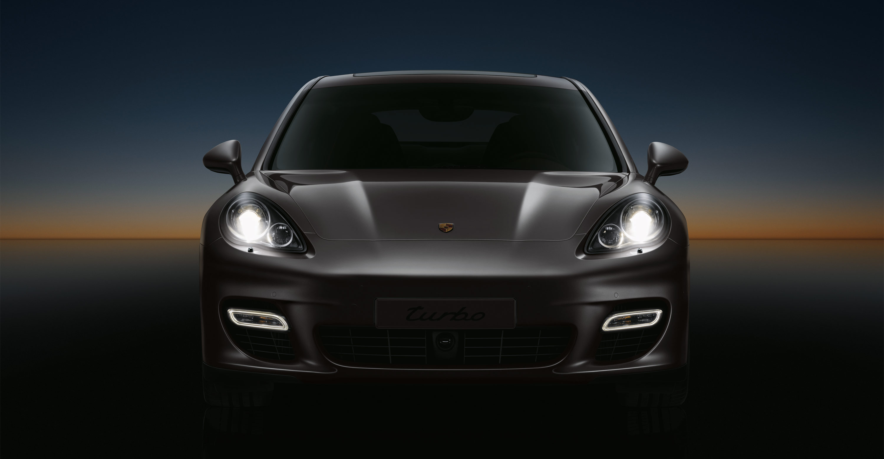 The new 2011 Porsche Panamera Turbo S is coming in April