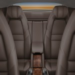 GT Silver Metallic Porsche Panamera Turbo 2011 wallpaper Interior