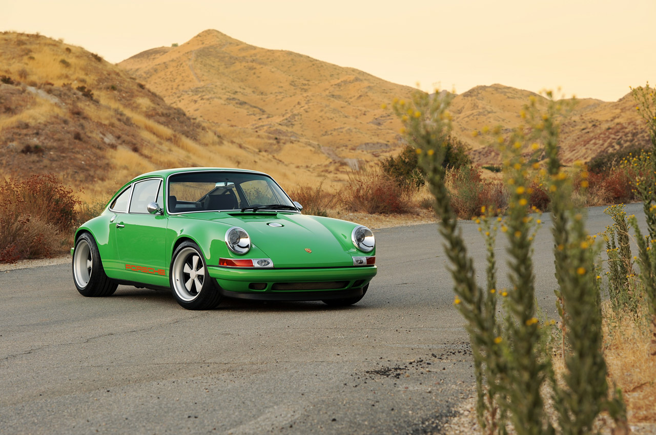 Singer Porsche 911 – Porsche
