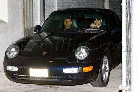 Tom Cruise And Porsches