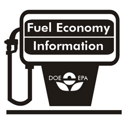 new designs for fuel economy labels