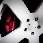 Rob Dyrek's 2010 white Porsche Panamera Turbo Wheel