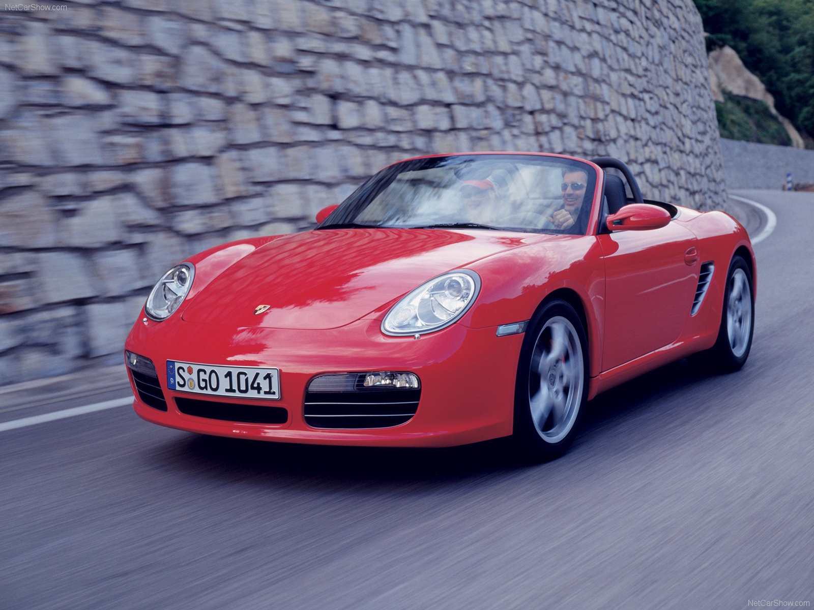 2008 Porsche Boxster Wallpapers