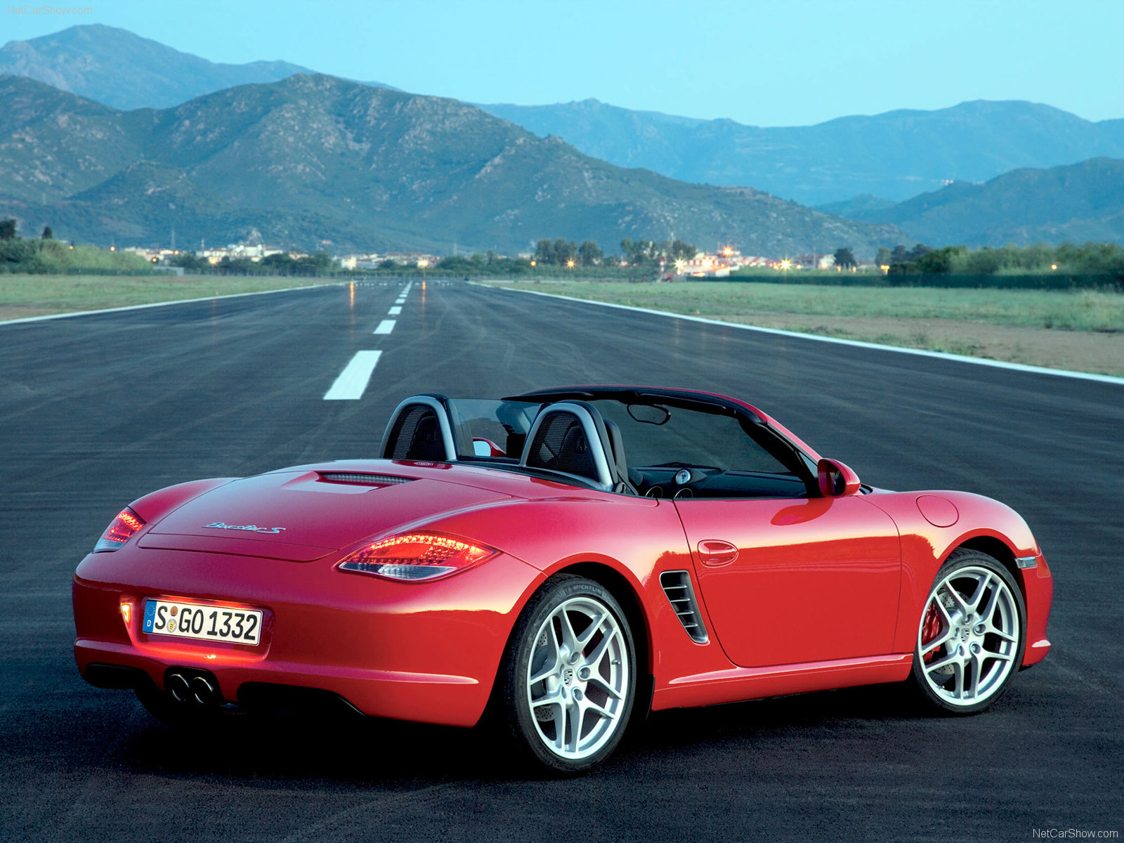 Top Engine Porsche Boxster S Wallpapers