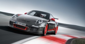 2010 Grey Black Guards Red Porsche 911 GT3 RS