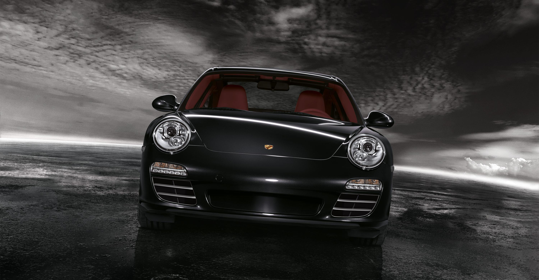 2011 Black Porsche 911 Targa 4s Wallpapers
