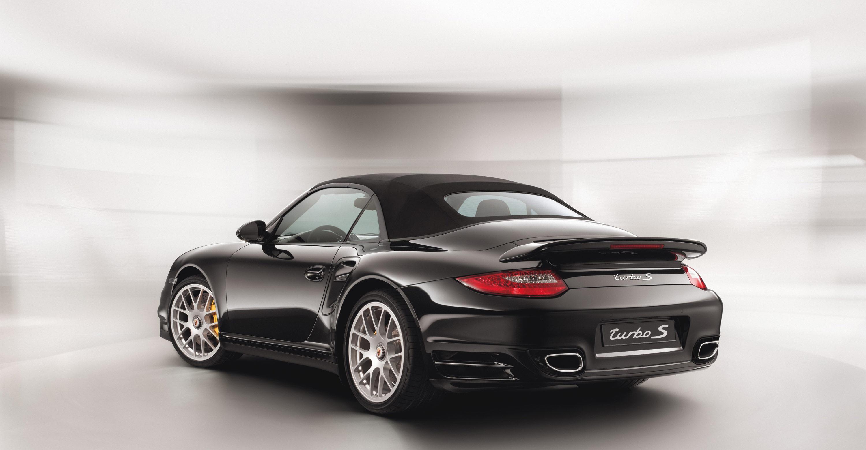 2011 black porsche 911 turbo s cabriolet wallpapers. Black Bedroom Furniture Sets. Home Design Ideas