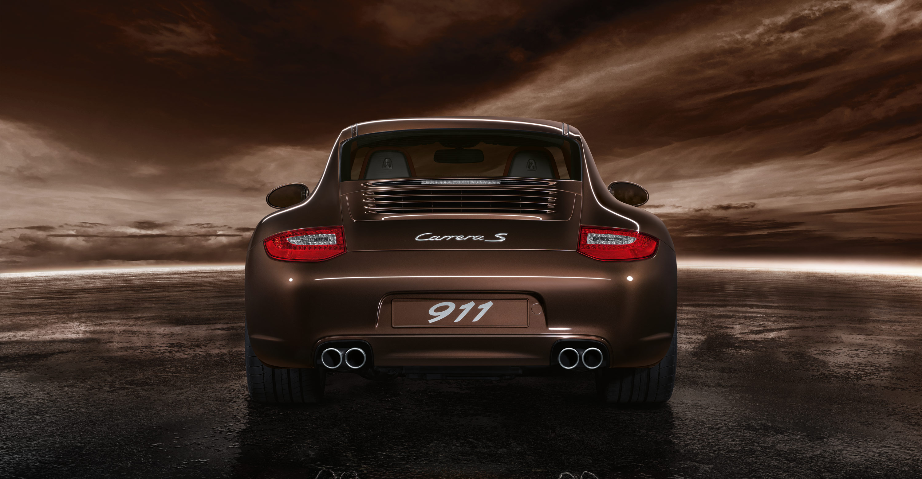 2011 brown porsche 911 carrera s wallpapers
