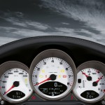 2011 Brown Porsche 911 Carrera S Wallpaper Interior Dashboard