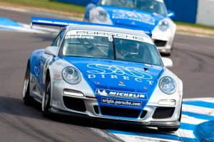 2011 Carrera Cup GB Donington Park Meadows Donington