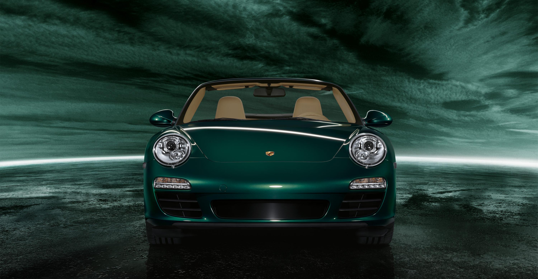 2011 green porsche 911 carrera s cabriolet wallpapers. Black Bedroom Furniture Sets. Home Design Ideas