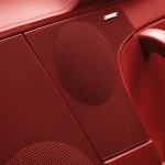 2011 Grey Porsche 911 Turbo Wallpaper Red interior Bose audio