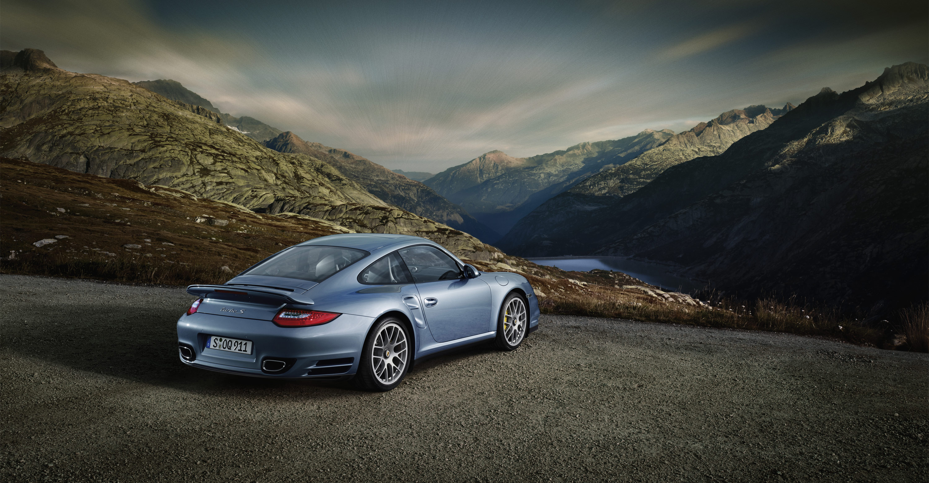 2011 ice blue porsche 911 turbo s wallpapers. Black Bedroom Furniture Sets. Home Design Ideas