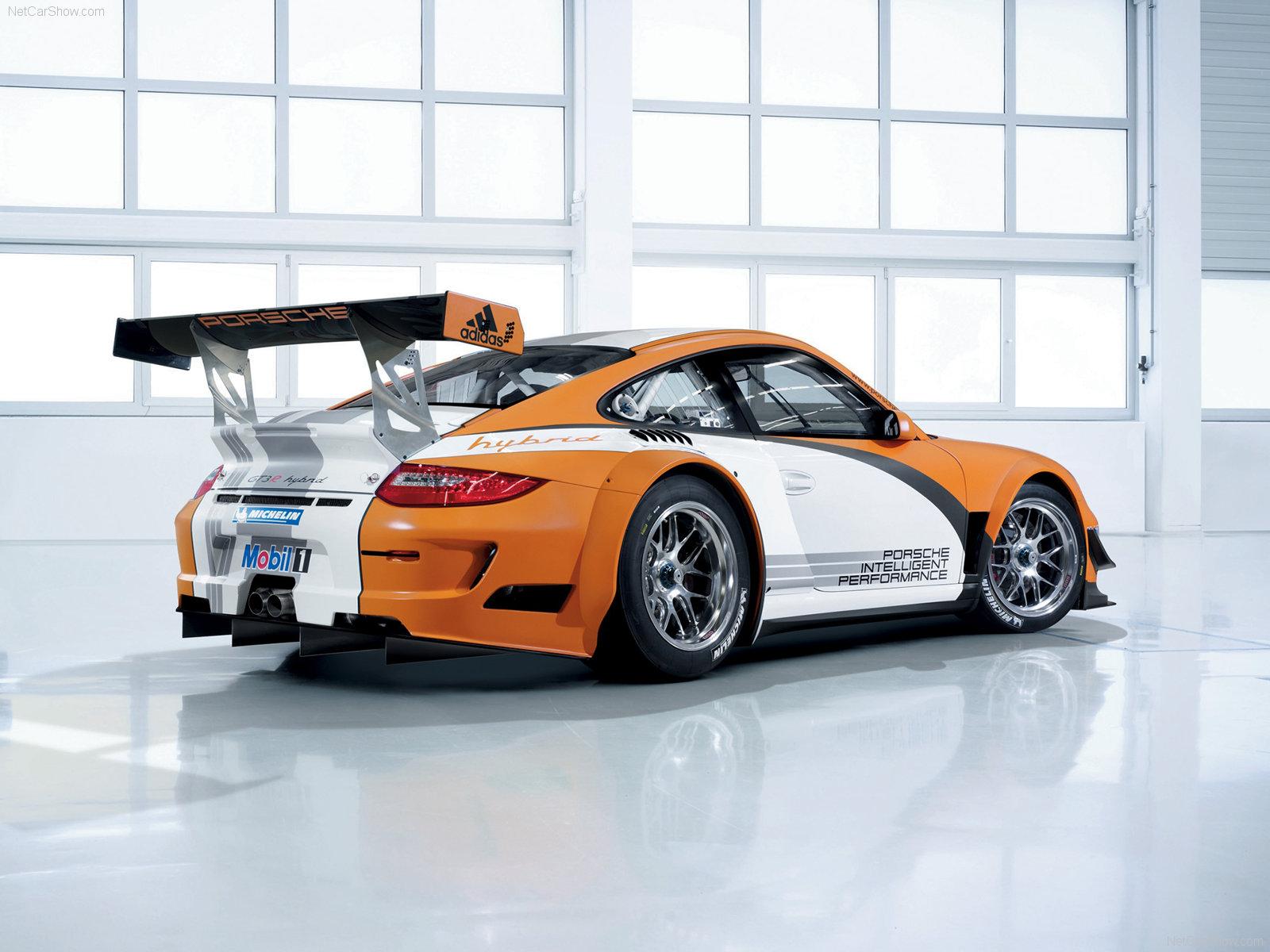 2011 orange porsche 911 gt3 r hybrid wallpapers. Black Bedroom Furniture Sets. Home Design Ideas