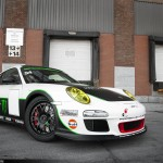 2011 Porsche 911 GT3 RS Monster Front Side angle view