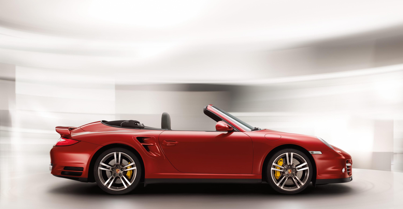 2011 red porsche 911 turbo cabriolet wallpapers. Black Bedroom Furniture Sets. Home Design Ideas