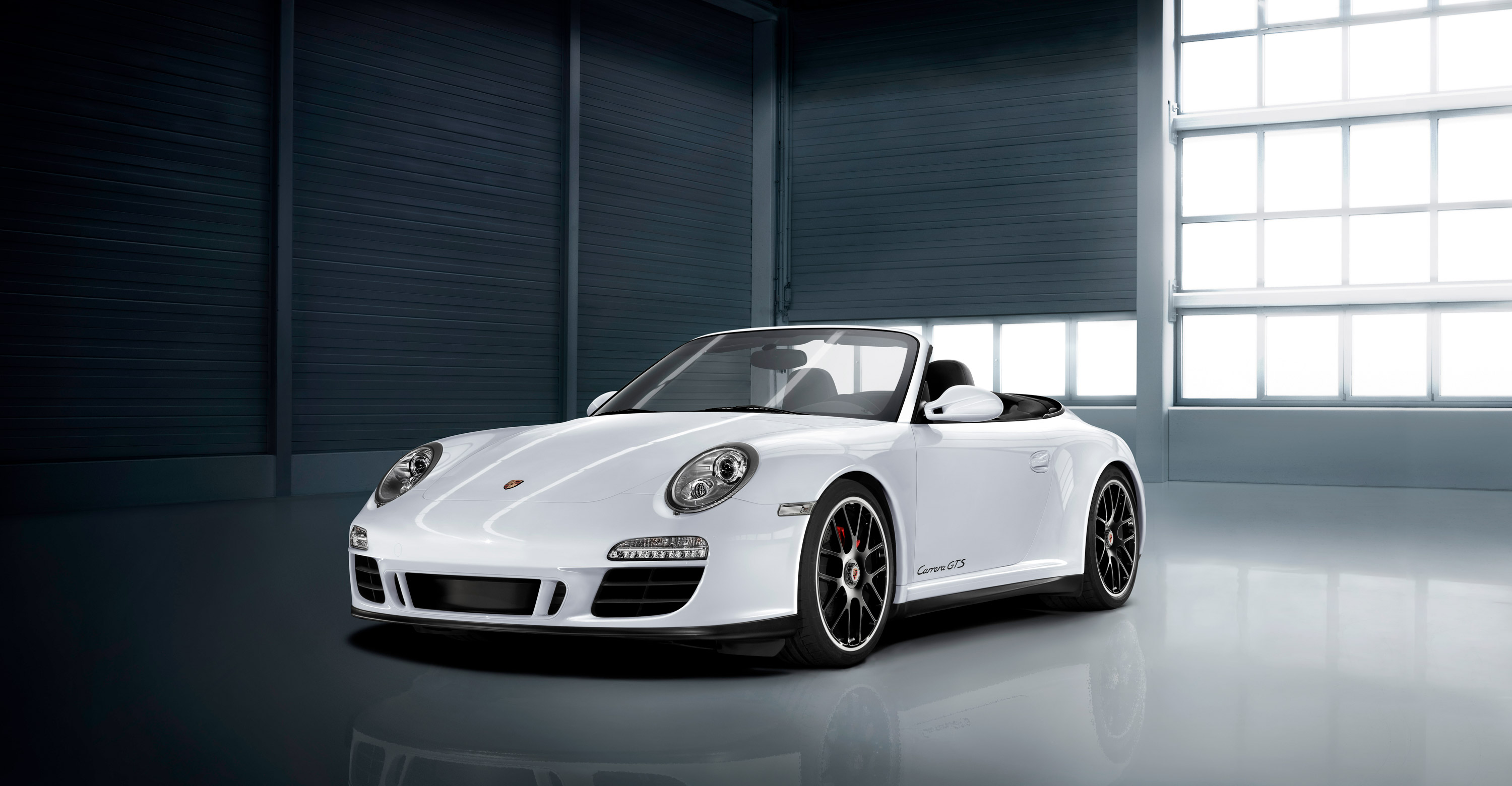 Porsche Panamera Lease >> 2011 White Porsche 911 Carrera GTS Cabriolet wallpapers